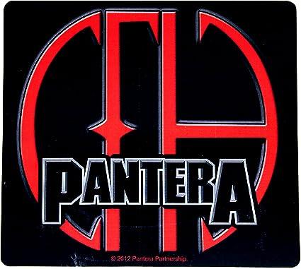 amazon com sticker pantera cowboys from hell cfh album logo groove rh amazon com Heavy Metal Band Art Heavy Metal Rock Bands