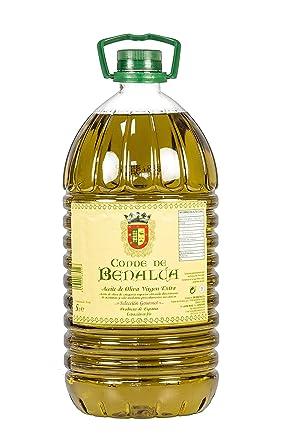 Aceite de Oliva Virgen Extra Conde de Benalúa Gourmet ...