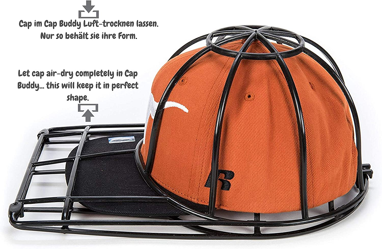 Cap Buddy Cap Washer pour Casquettes de Baseball Facile /à Utiliser au Lave-Vaisselle