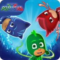 PJ Masks (Heróis de Pijama): Super City Run