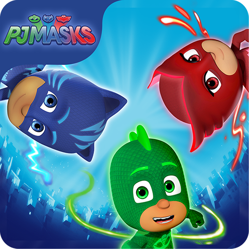 PJ Masks: Super City Run