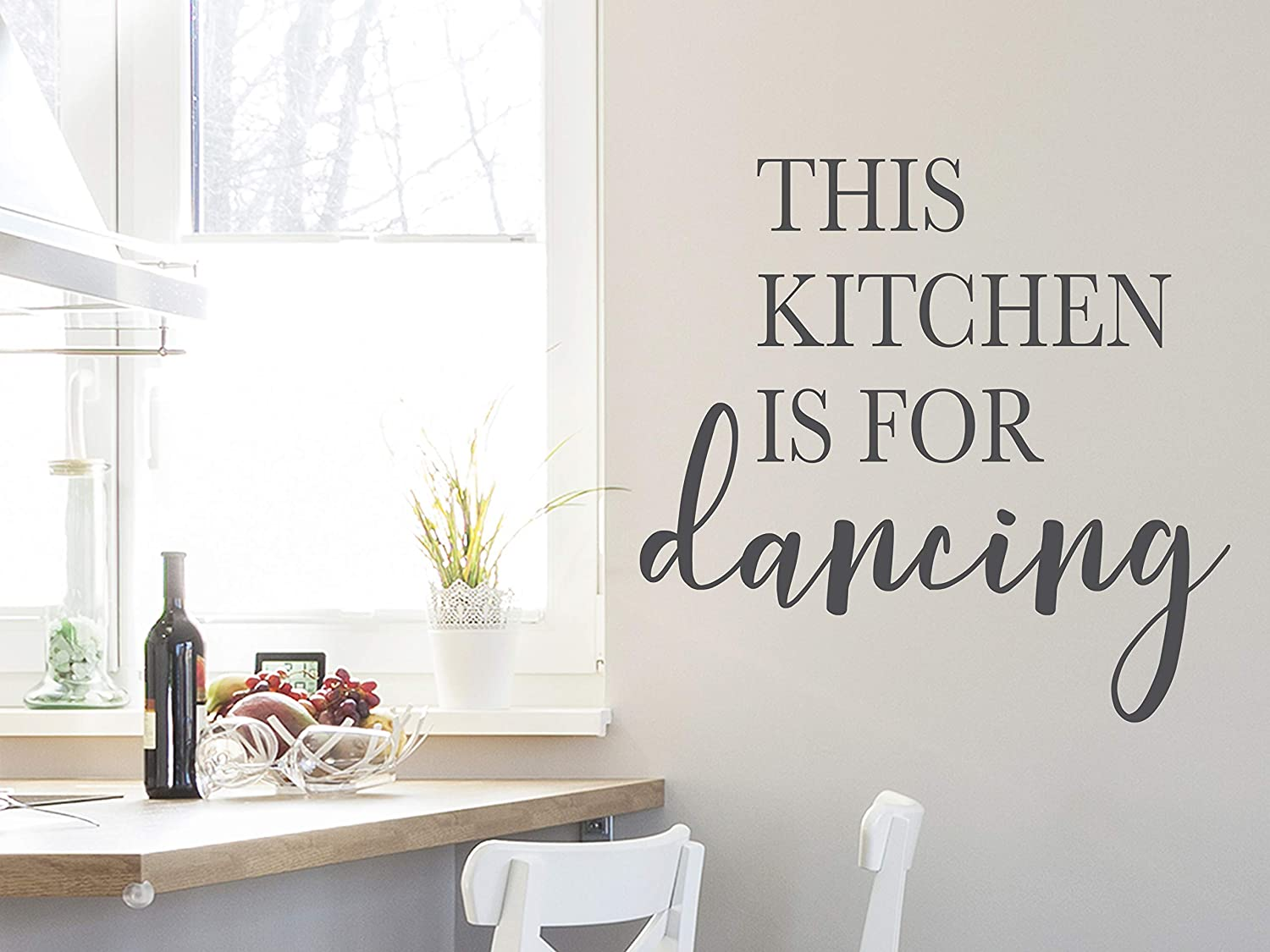 Amazon Com Story Of Home Llc This Kitchen Is For Dancing