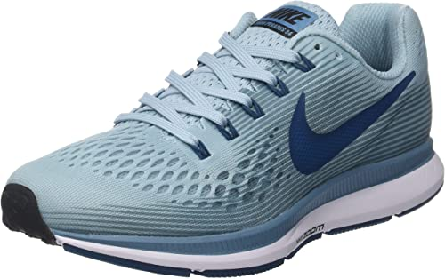 Nike Wmns Air Zoom Pegasus 34, Zapatillas de Running para Mujer, Multicolor (Ocean Bliss/Blue For 408), 36.5 EU: Amazon.es: Zapatos y complementos
