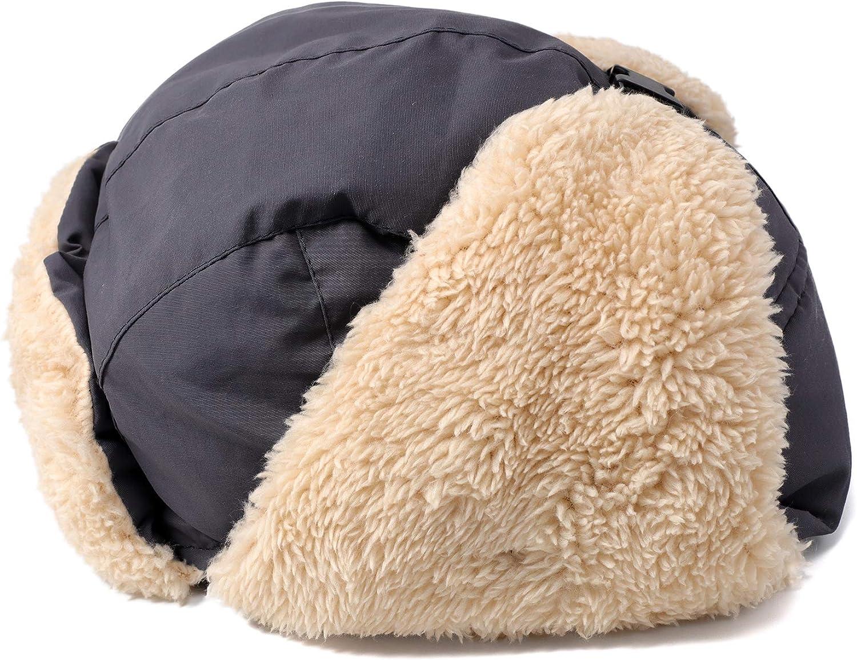 Flammi Kids Winter Ushanka Russian Earflap Hat Trapper Hat