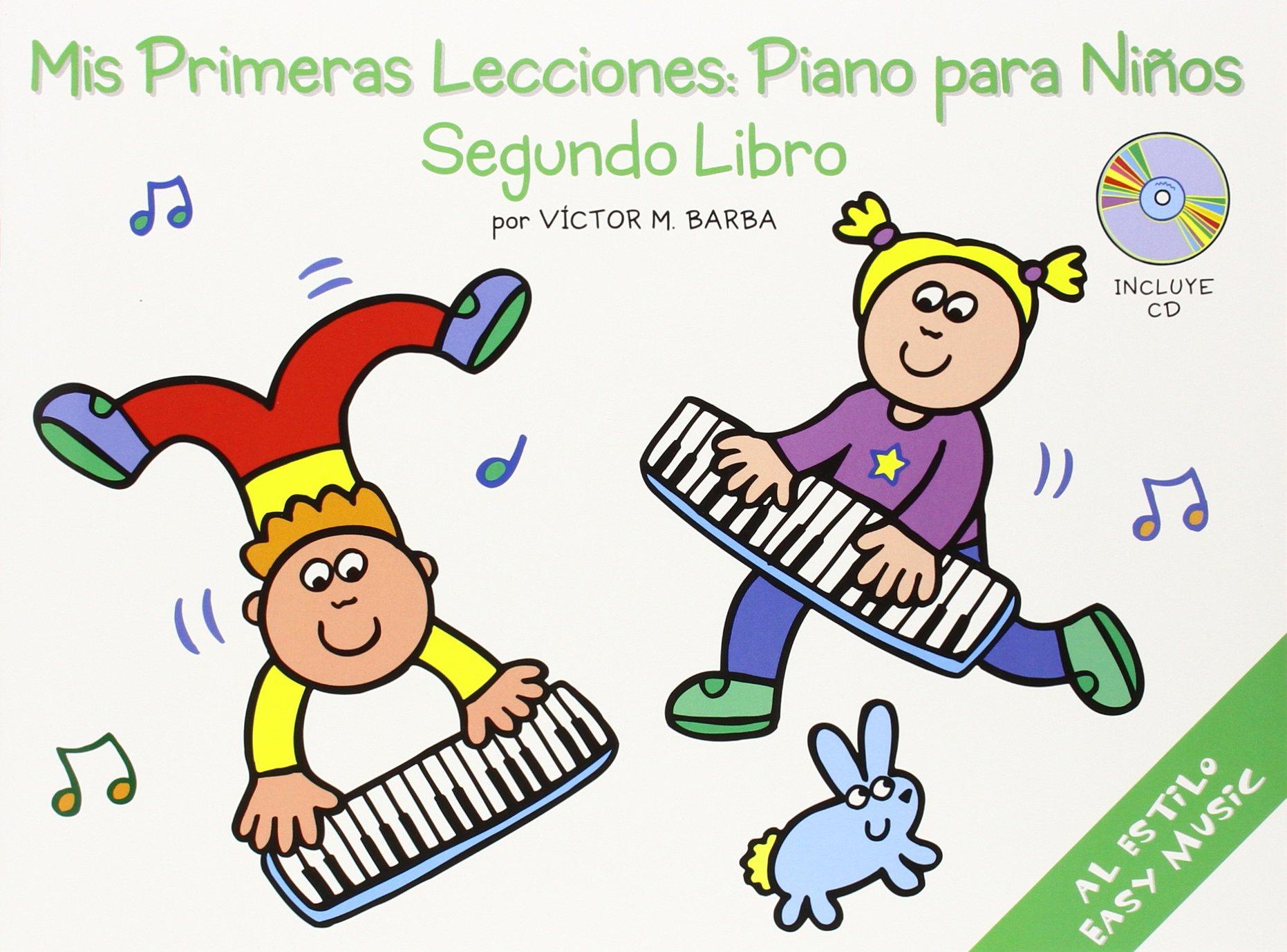 MIS PRIMERA LECCIONES PF 2+CD: Amazon.es: Barba Victor M.: Libros en idiomas extranjeros
