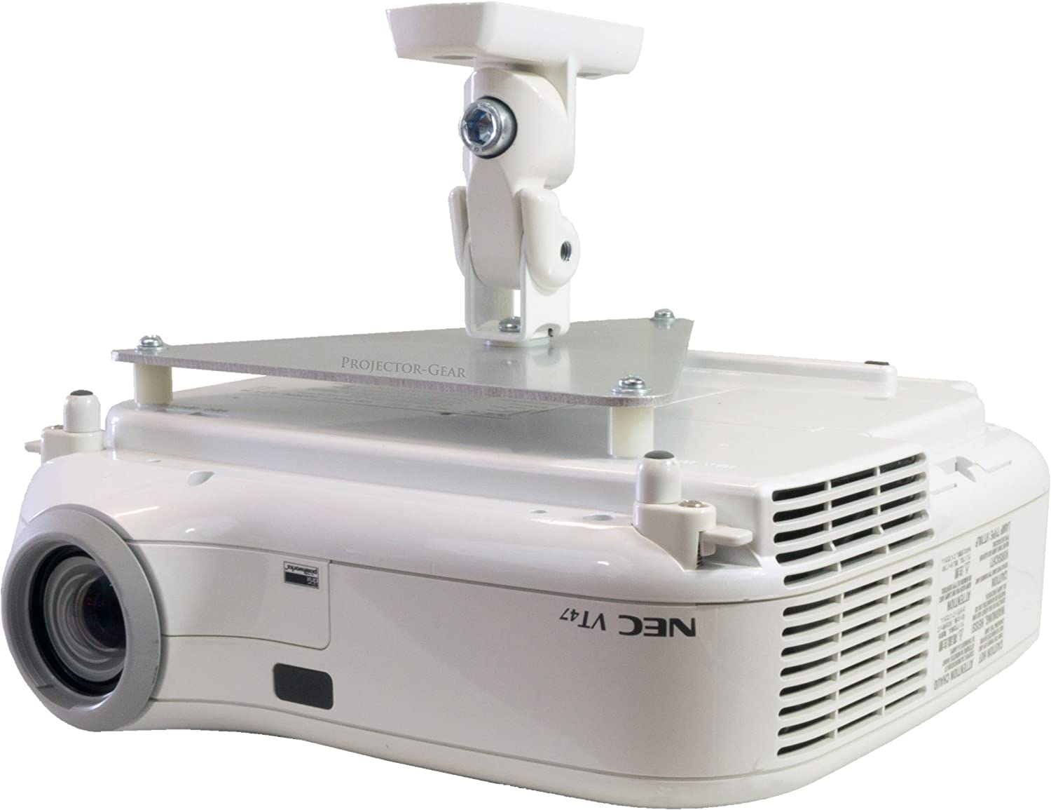 Projector-Gear Projector Ceiling Mount for VIEWSONIC Pro8530HDL Pro8510L Pro8800WUL
