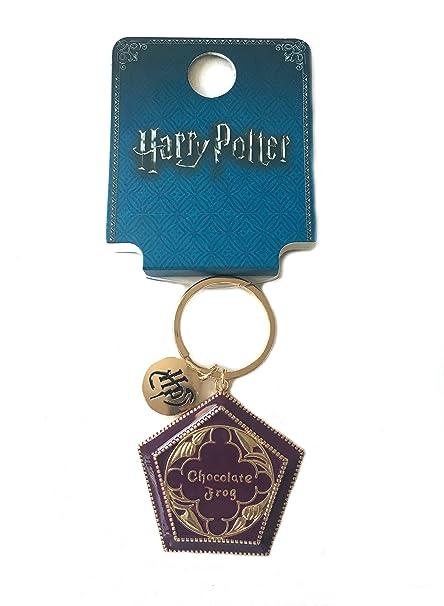Llavero de Rana de Chocolate de Harry Potter: Amazon.es ...