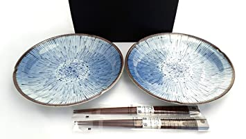 Outdoor Küche Aus Japan : Teller geschenk set hanabi inkl. essstäbchen in geschenkbox