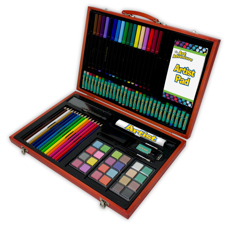 amazon com royal brush manufacturing company art adventure 106