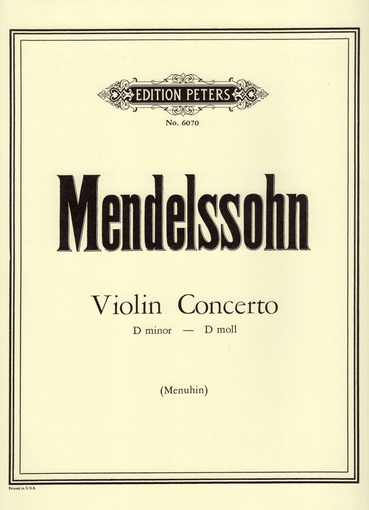 Konzert d-Moll - Vl Orch. Violine, Klavier