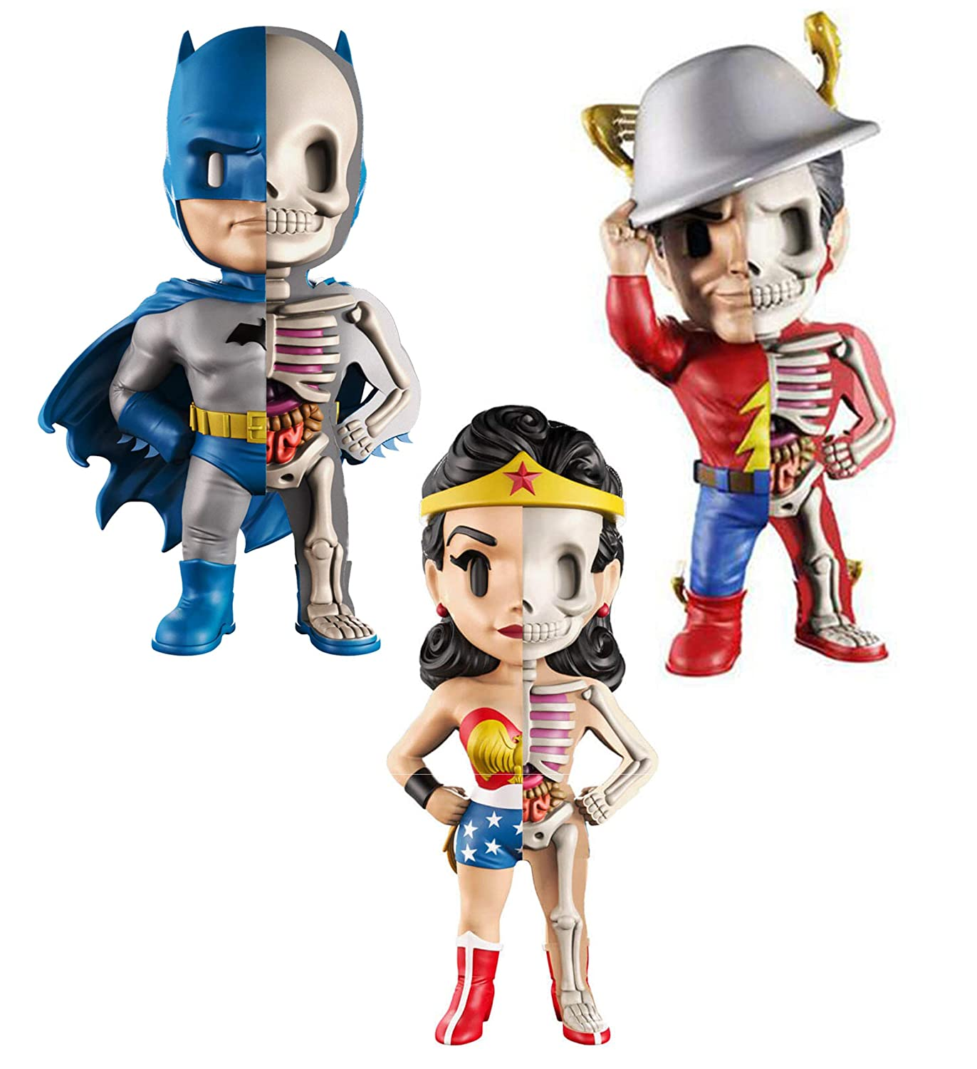 XXRay DC XXRAY DC Comics Golden Age Wonder Woman 4D Vinyl Action Figure by Jason