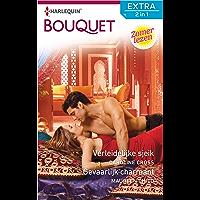 Verleidelijke sjeik ; Gevaarlijk charmant (Bouquet Extra Book 510)