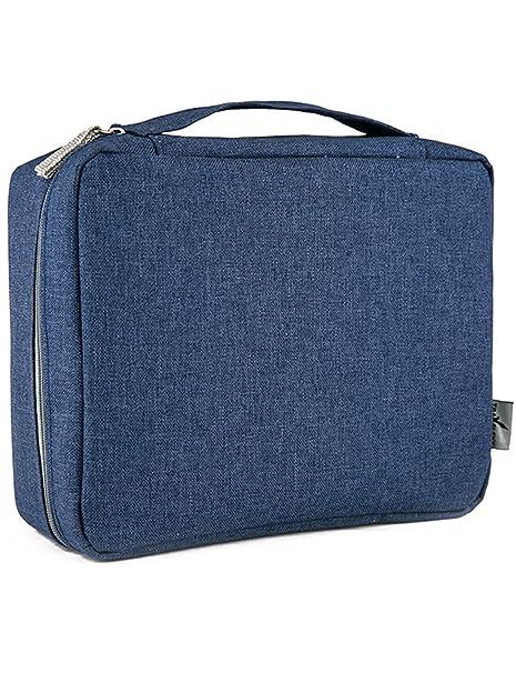 DYSS - Organizador para maletas Hombre Mujer azul azul oscuro