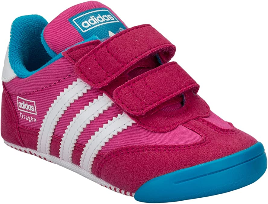 adidas Bébé Fille Originals Learn to Walk Dragon Baskets en