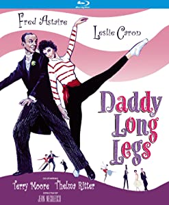Daddy Long Legs (1955) [Blu-ray]