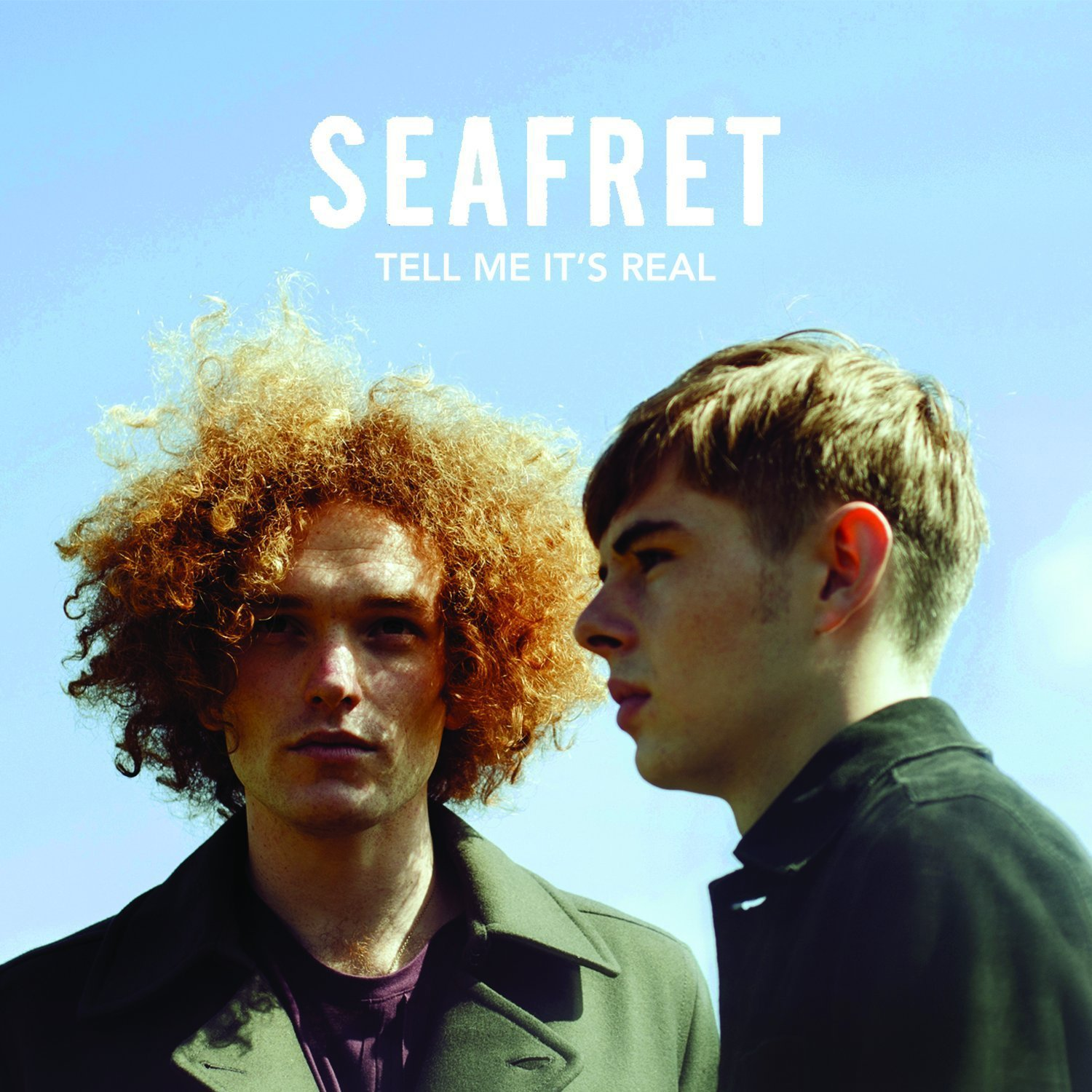 Seafret - Tell Me It\'s Real: Deluxe Edition (Deluxe Edition, Holland - Import)