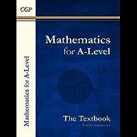 New A-Level Maths Textbook: Year 1 & 2 (CGP A-Level Maths) (English Edition)