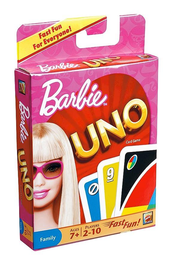 Amazon.es: Mattel T8236 - Juego de cartas UNO (en alemán ...