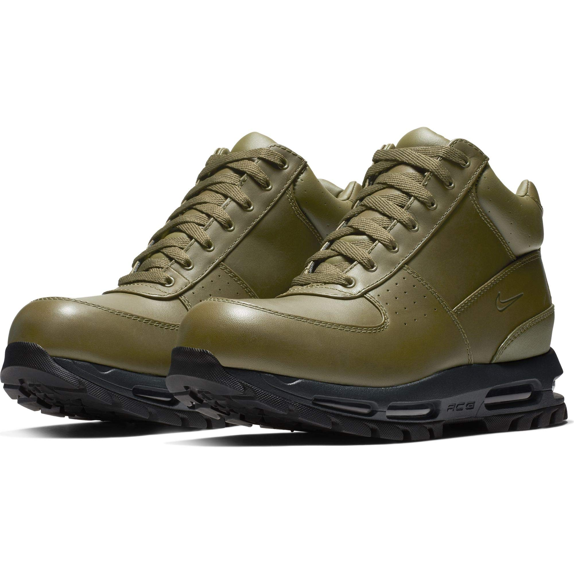 on sale efbc0 45ef5 Galleon - Nike Men s Air Max Goadome Boot, Olive Canvas Anthracite, 7.5