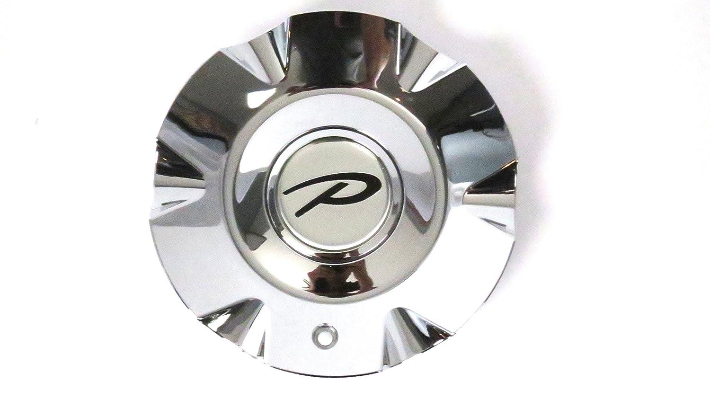 4pcs Universal 68mm Cromado Coche Tapa Centro De Rueda llanta Sin Logo Plata BC