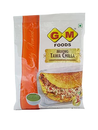 Gm Foods Tawa Chilla Moong 400g Pouch Amazon In Grocery Gourmet Foods