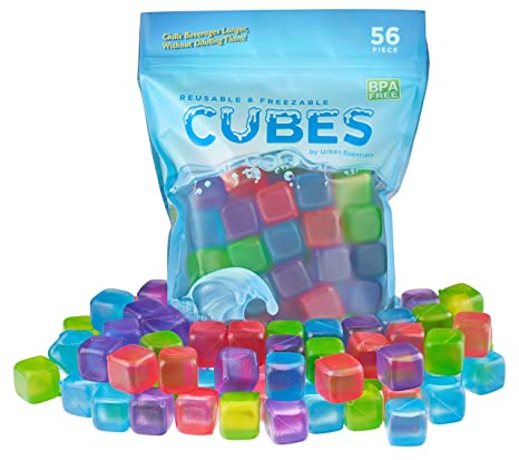 Amazon.com: Urban Essentials - Cubitos de hielo ...