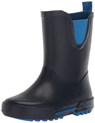 Kamik Unisex-Kinder Rainplay Gummistiefel, Blau (Navy Blue-Marine Bleu NBL), 35 EU