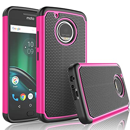 Amazon.com: Moto G5 Plus Funda, Moto G5 Plus Funda para ...