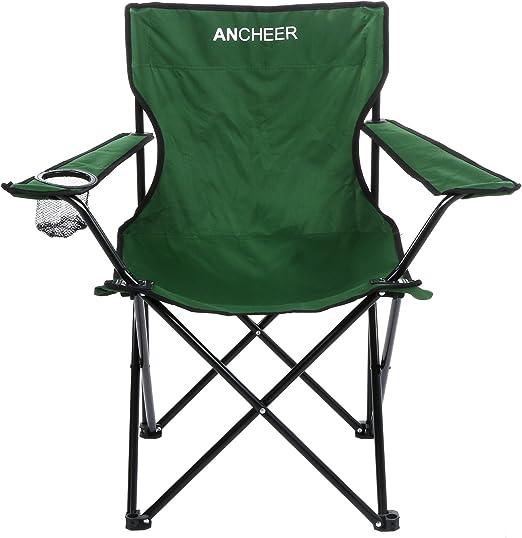 teamyy silla plegable silla de camping plegable sillas ragbare ...