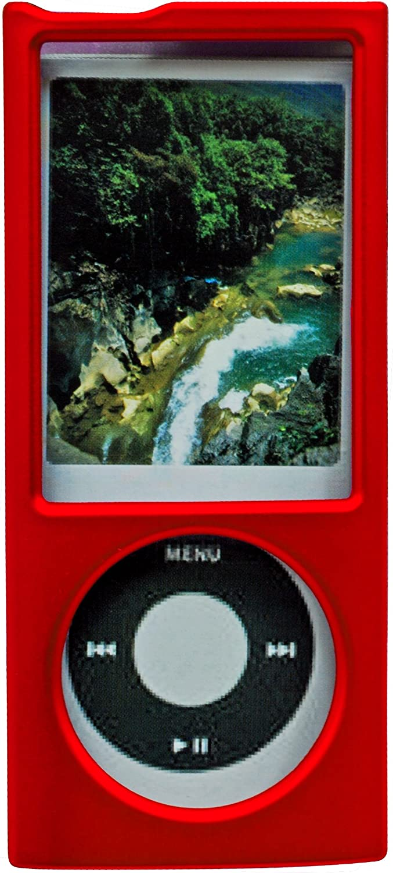 Cellet Rubberized Proguard Case for Apple iPod Nano 5th Generation