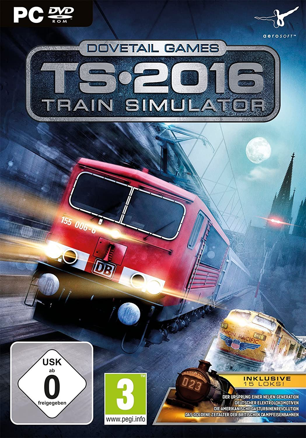 Train Simulator 2016 - Railworks 7: Amazon.de: Games