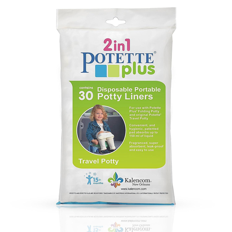 Kalencom Potette Plus Liners, 30 count 2733