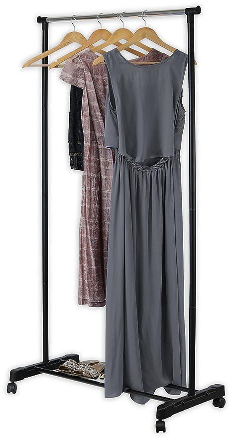 Amazon.com: Estante de ropa Simple Houseware portátil ...
