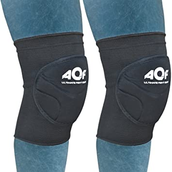 AQF Forearm Pads Protector Brace Support Guards Guard MMA Padded Protection