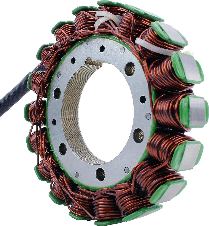 Generator Stator For Kawasaki Vulcan VN 1500 Classic 1996 1997 1998 VN1500 OEM Repl.# 21003-1301 21003-1377