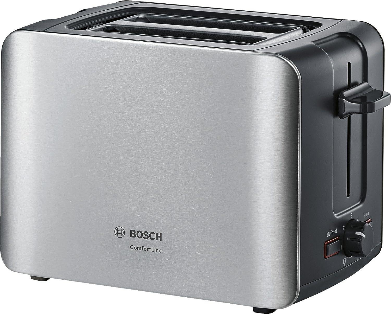 Bosch Comfort Line TAT6A913 1090-Watt Toaster