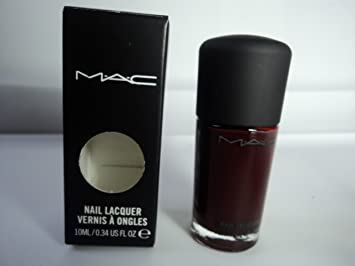 Amazon.com : MAC Nail Lacquer - Vintage Vamp : Nail Polish : Beauty