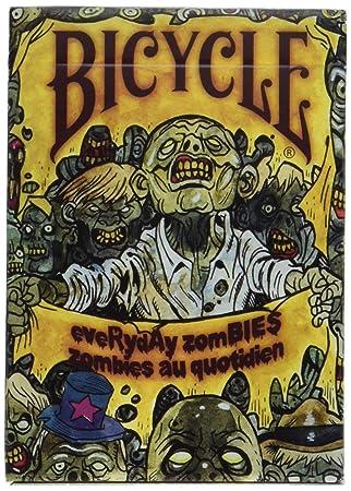 Bicicleta int02068-r Everyday Zombie Juegos de Cartas: Amazon.es ...