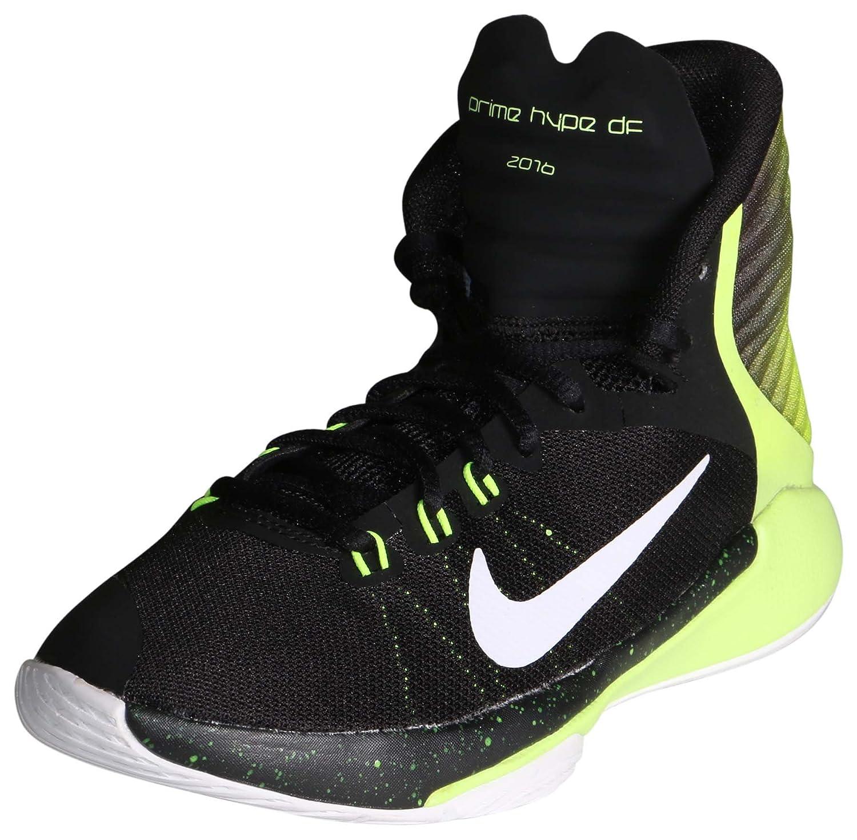 Nike Tychee Mid Damen Schwarz Sportliche Sneakers Schuhe Neu/Display EU 355