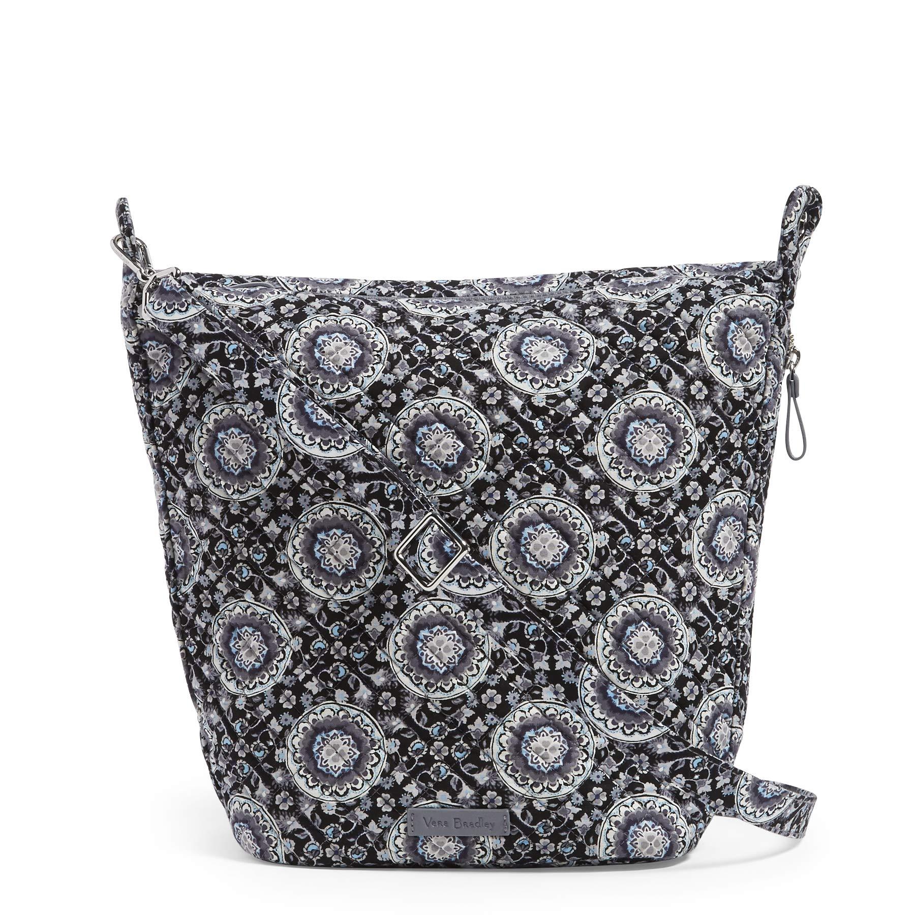 Vera Bradley Carson Hobo Bag,  Signature Cotton, One Size