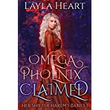 Omega Phoenix: Claimed (Her Shifter Harem's Babies 1): A Paranormal Omegaverse Reverse Harem Romance Series