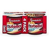 Nutella & Go! Hazelnut Spread with Breadsticks, Pack of 4