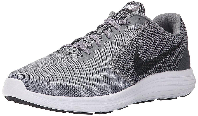 Revolution 3 Grey Running Shoes