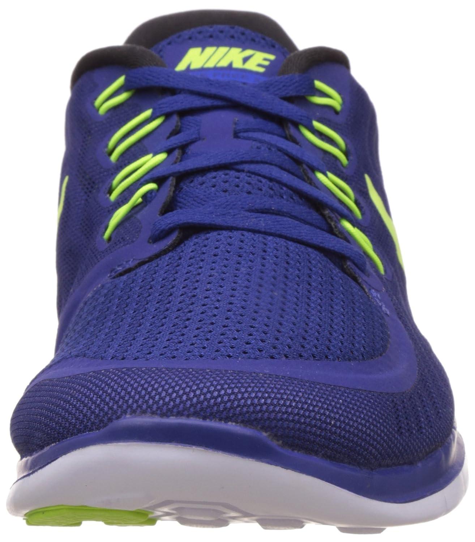 Nike Libre Cours 5 0 Hommes Bleu Bandes De Mariage