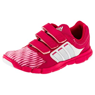 low priced d3a53 9b057 adidas , Chaussures de Running pour Fille Rose Rose - Rose - Rose, 36 2