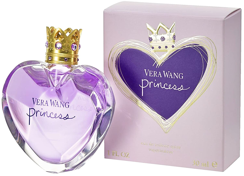 Princess by Vera Wang Eau De Toilette Spray 1 oz Women