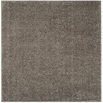 Amazon Com Safavieh New York Shag Collection Sg166c Grey Area Rug