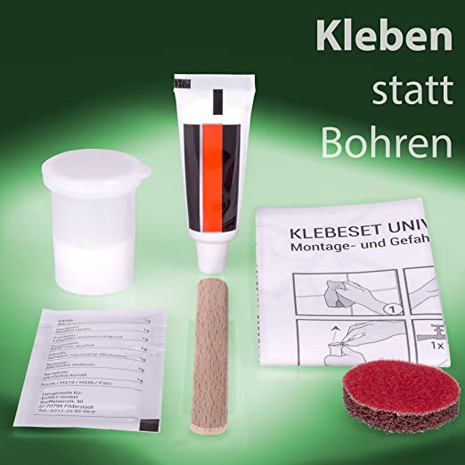 Golden Lutz 2k Klebeset Universal Zur Befestigung Von Badezimmer