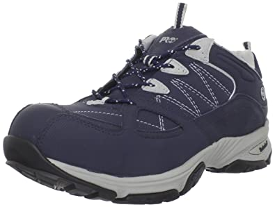Timberland PRO Women's Willow Trail Hiking Shoe,Navy,7