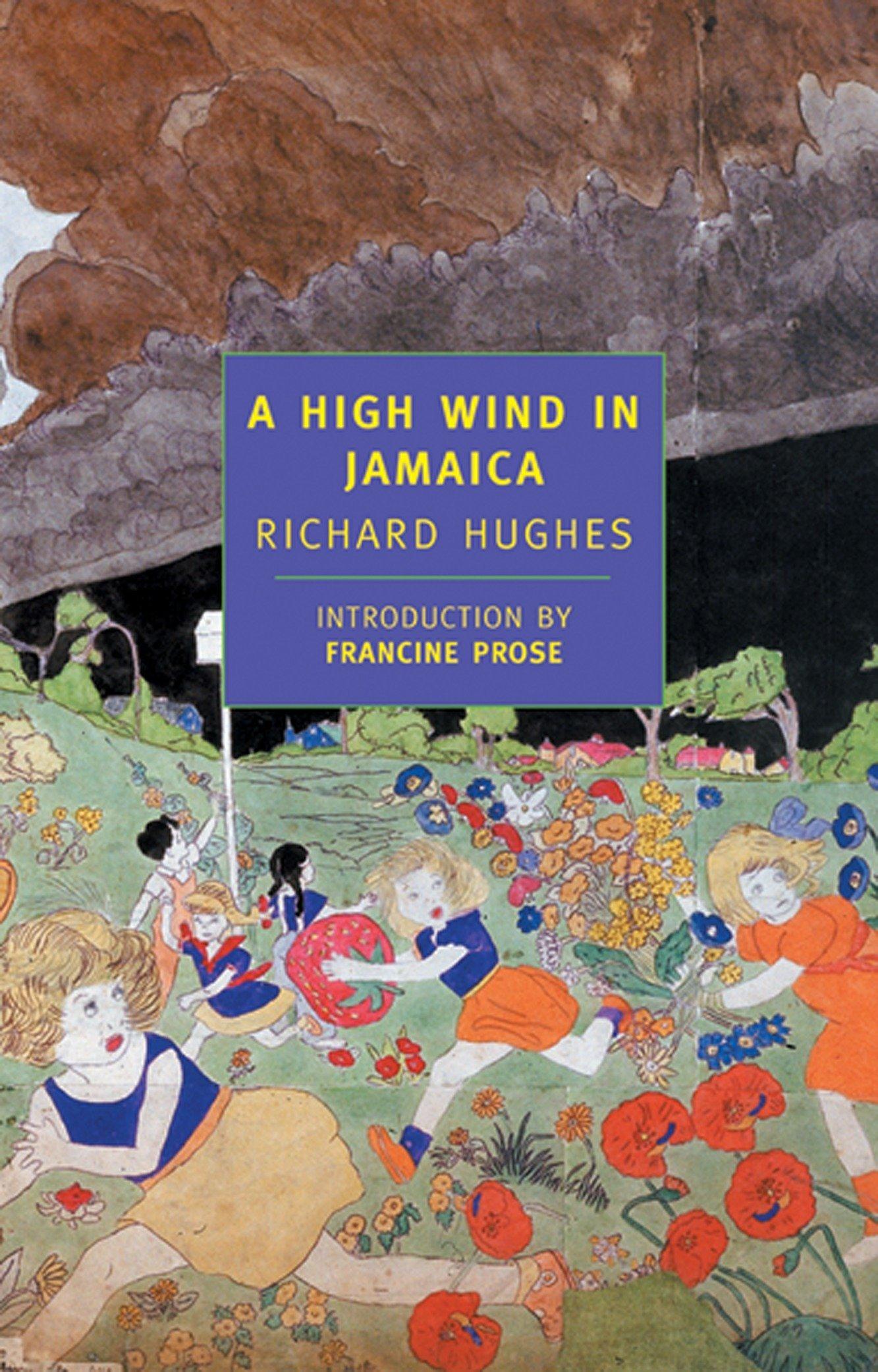 Amazon A High Wind In Jamaica 9780940322158 Richard Hughes
